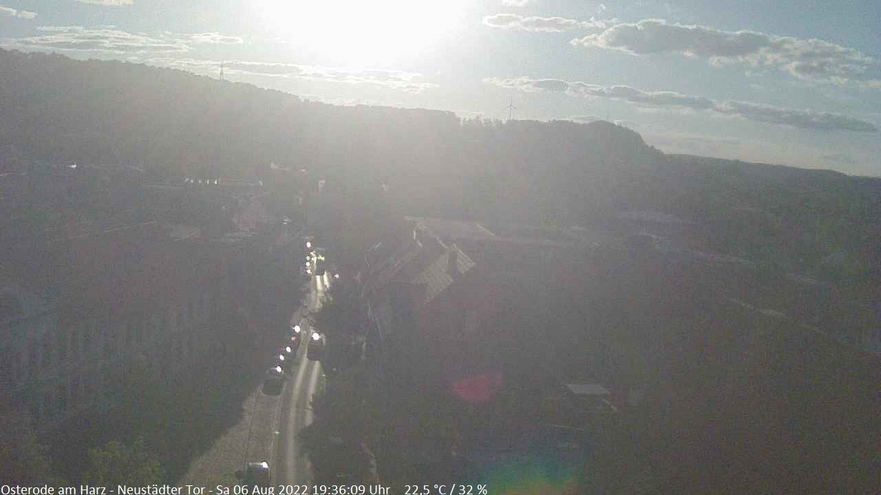 Webcam Osterode am Harz